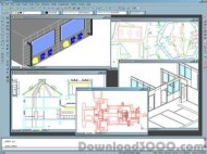progeCAD 2008 Professional screenshot